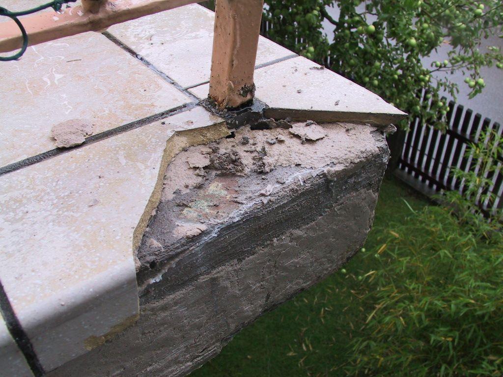 Balkonien Sicher Sanieren Aber Wie Betoninstandsetzer De